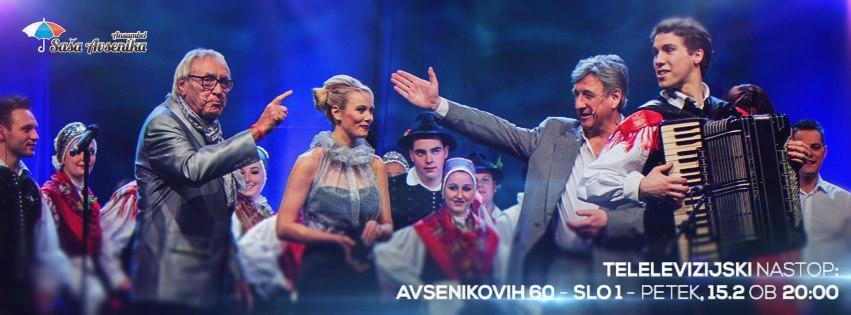 Slovenec leta - Avsenikovih 60
