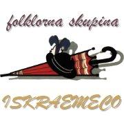 Folklorna skupina ISKRAEMECO logotip