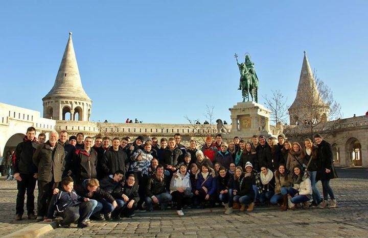 Folklorna skupina Iskraemeco v Budimpešti